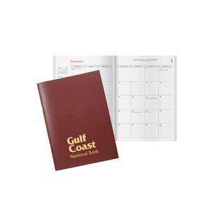 Docket Date-Rite Monthly Planner (7x10)