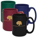 Custom Jumbo 15 Oz. Colored Mug