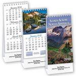 Custom Scenes Across America Vertical Calendar