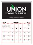 Custom Custom Color Apron Diary Wall Calendar (21