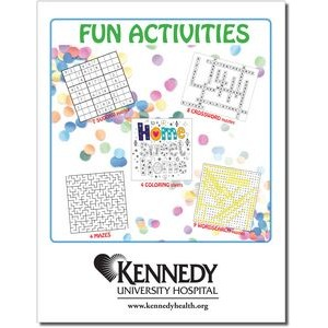 Fun Activity Workbook