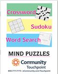 Custom Giant Size Combination Puzzle Book w/ Easy to Read Print