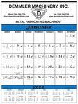 Custom Job Scheduling / Job Bidding Calendar