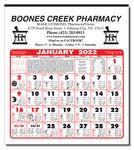 Custom Almanac Calendar (11