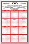 Custom Academic Year-at-a-Glance Commercial Wall Calendar