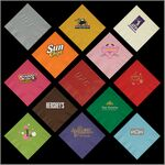 Custom Color Beverage Napkin
