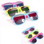Custom Classic Adult Rubberized Sunglasses feature UV400 Lenses