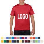 Custom Men's 100 percent Premium Cotton T-shirts