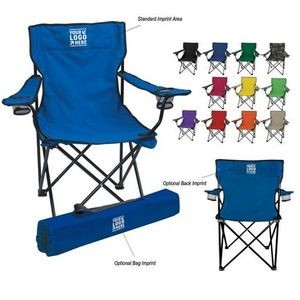 Portable Folding Chair with Carrying Bag