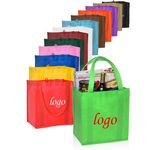 Custom 80 GSM Non-Woven Reusable & Recyclable Grocery Tote
