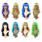 Custom Wavy Long Hair Party Wig