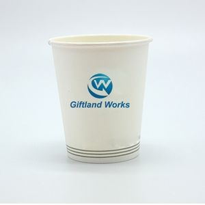 9oz Single Wall Paper Drinking Cup