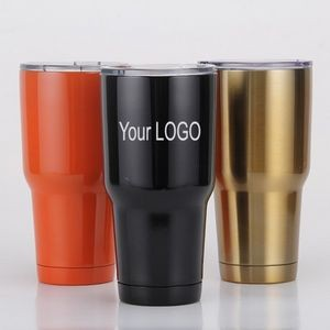 30 OZ Vacuum Insulate Stainless Steel Tumbler