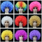 Custom Party Afro Wig