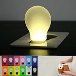 Custom Credit Card LED Light Or Bulb Light