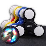 Custom LED Glowing Fidget Spinner