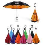 Custom Reverse Folding Umbrella