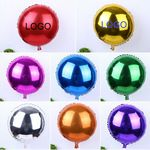 Custom Round Shape Foil Balloon