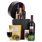 Custom Deal Maker Wine Barrel Chest