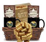 Custom Mug, Cocoa & Cookies Basket