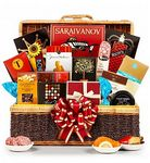Custom Gourmets Finest Gift Basket