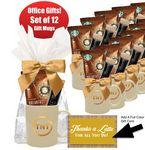 Custom 12-Piece Starbucks Office Gifts