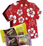 Custom Hawaiian Shirt Box of Treats
