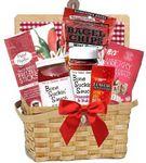 Custom Backyard BBQ Gift Basket