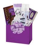 Custom Spa, Chocolates and Tea Gift Basket