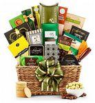 Custom Taste of Elegance Gift Basket