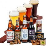 Custom Beer Tasting Gift Kit