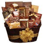 Custom Chocolate for Everyone Gift Basket