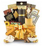 Custom Celebration Snack Gift Basket