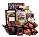 Custom Snack Gift Basket (Assorted)