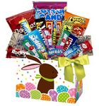 Custom Easter Bunny Candy Gift Basket