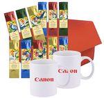 Custom 12 Days of Christmas Coffee Gift Set