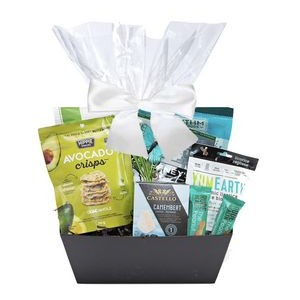 Healthy Snack Gift Basket