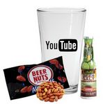 Custom Pint Glass Gift Set