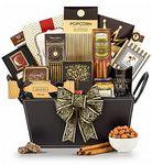 Custom Uptown Gourmet Gift Basket