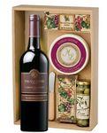 Custom Wine & Cheese Gift Box