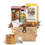 Custom Country Breakfast Gift Basket