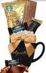 Custom Decadent Gourmet Gift Mug (Black)