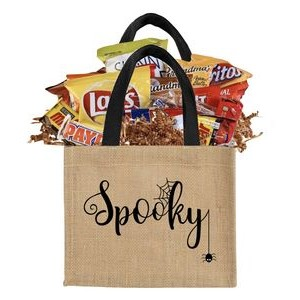 Halloween Snack Tote