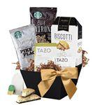 Custom Starbucks Coffee Basket
