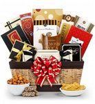 Custom Decadent Snack Gift Basket