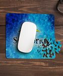 Custom Pieceless Puzzle Rectangle Mouse Pad