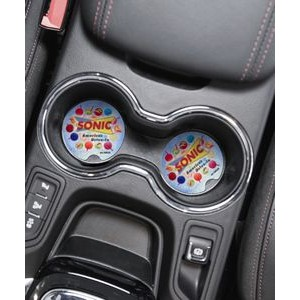 SipGrip™ To Go Coaster (2-Pack)