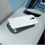 Custom Jelly Sticky Pad Textured Gel Non-Slip Device Grip for Car Dash