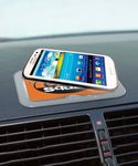 Custom Sticky Pro Rectangle Device Grip for Car Dash
