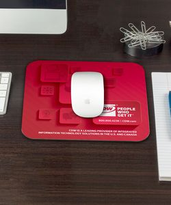 Rectangle Recycled Mouse Mat